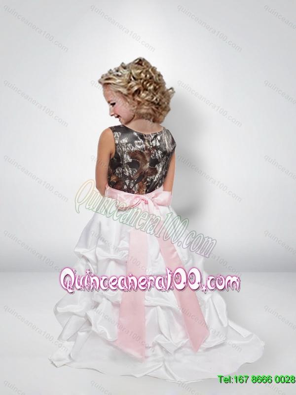 Pink camo flower girl dressesflower girl dressesdressesss pink camo flower girl dresses mightylinksfo