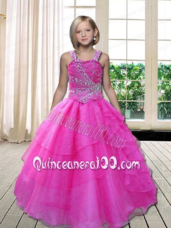 Fall Color Dresses For Little Girls There may be a slight color