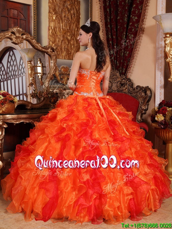 d23c69432fd Beautiful Ball Gown Appliques and Beading Quinceanera Dresses - Quinceanera  100