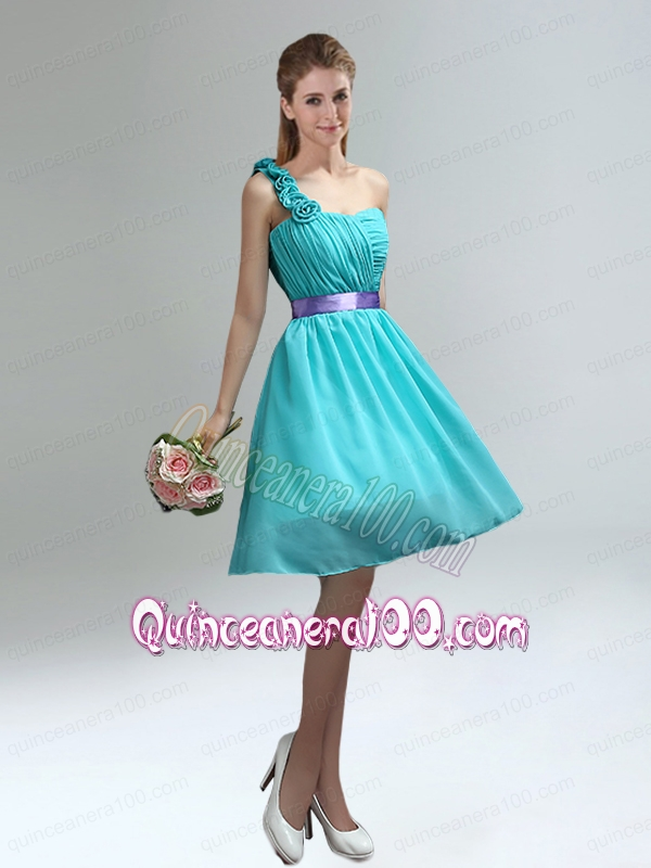 Knee Length Sweet 16 Dresses 2015