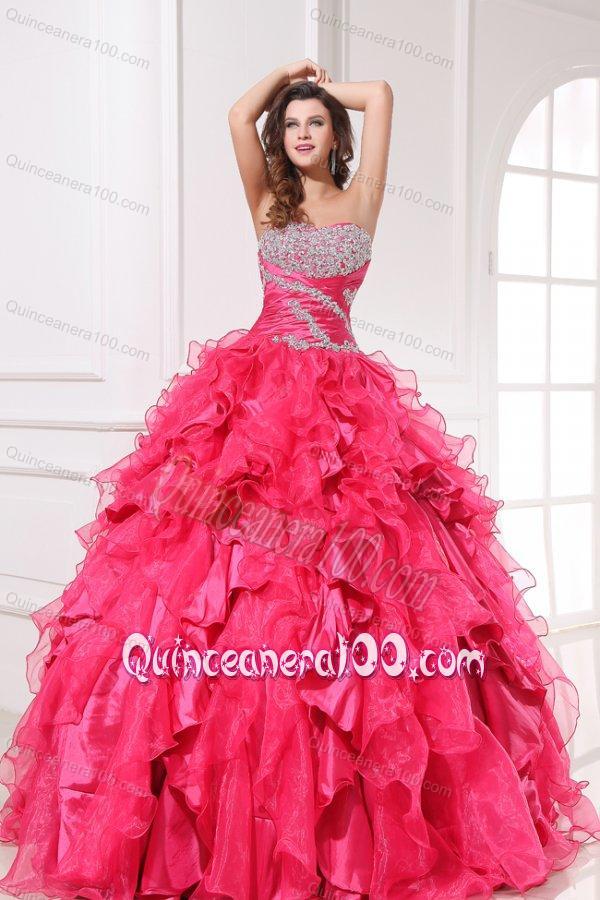 hot pink quinceanera dresses 2014 hot pink quinceanera dresses 2014    Quinceanera Dresses Pink And Silver