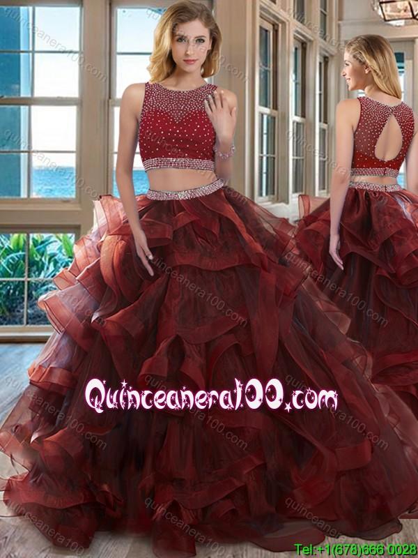 quinenera dresses