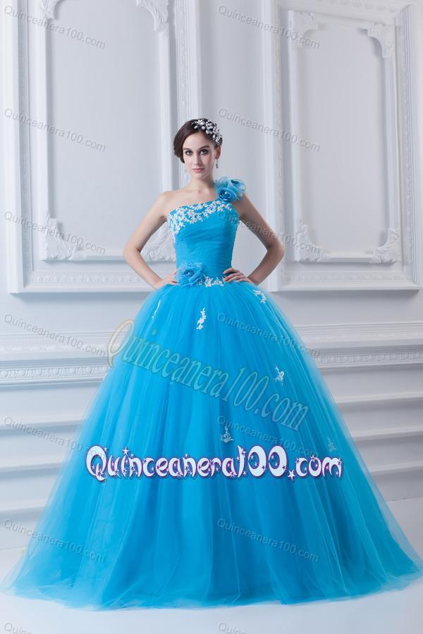 Princess One Shoulder