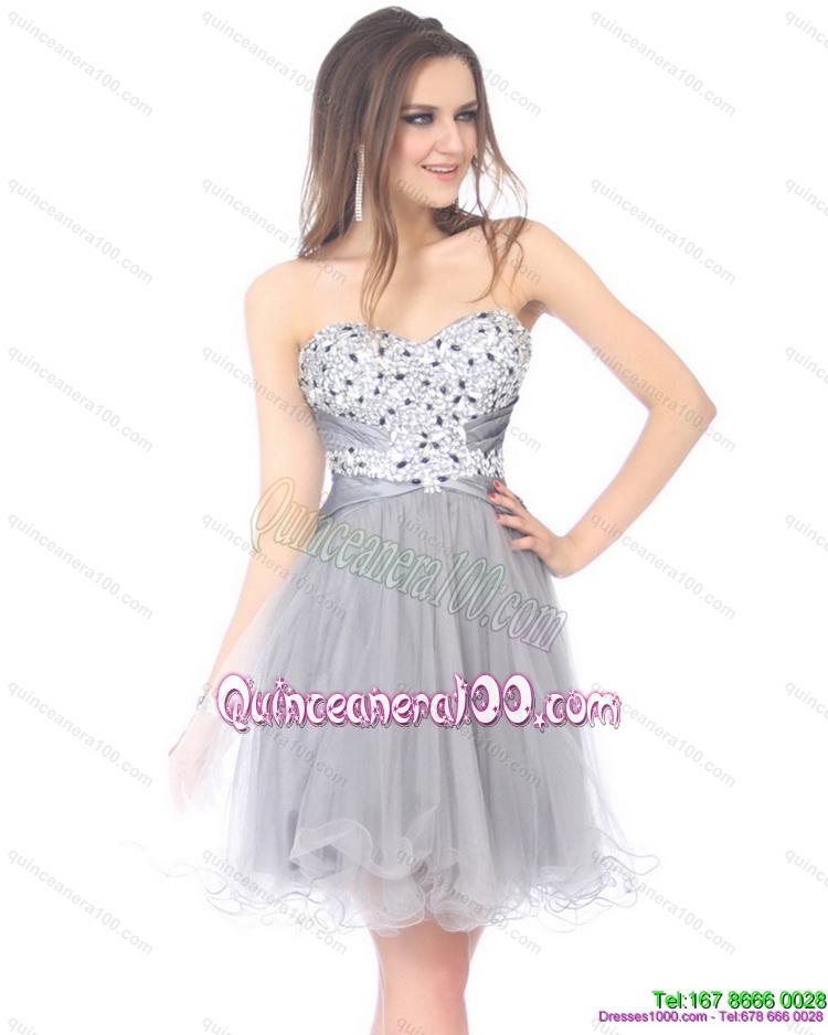 Silver Dama Dresses