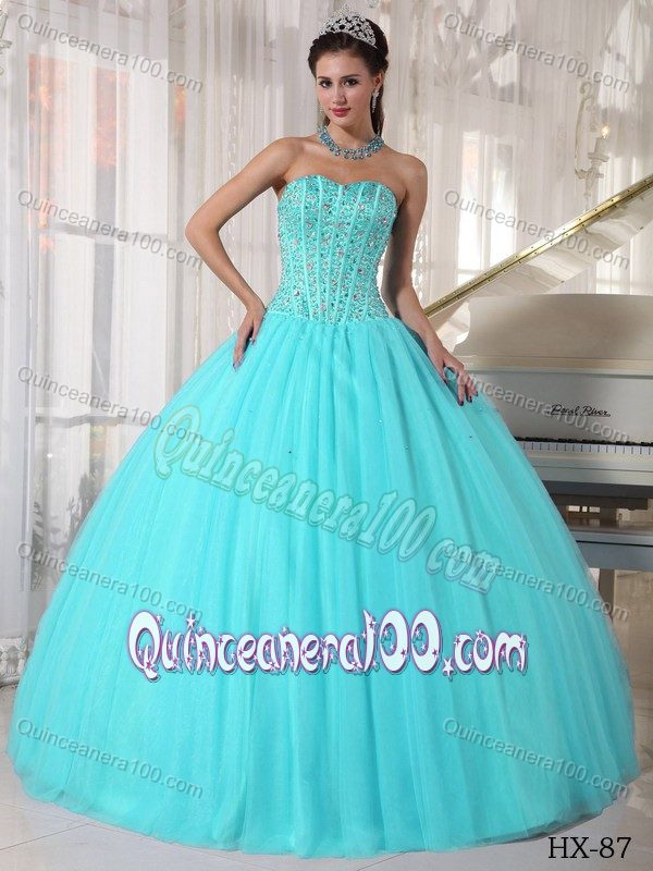 Quinceanera Dresses with Beading - Quinceanera100.com
