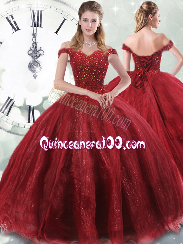 a08a4e9e7e7 Perfect Off The Shoulder Sleeveless Brush Train Lace Up Vestidos de ...