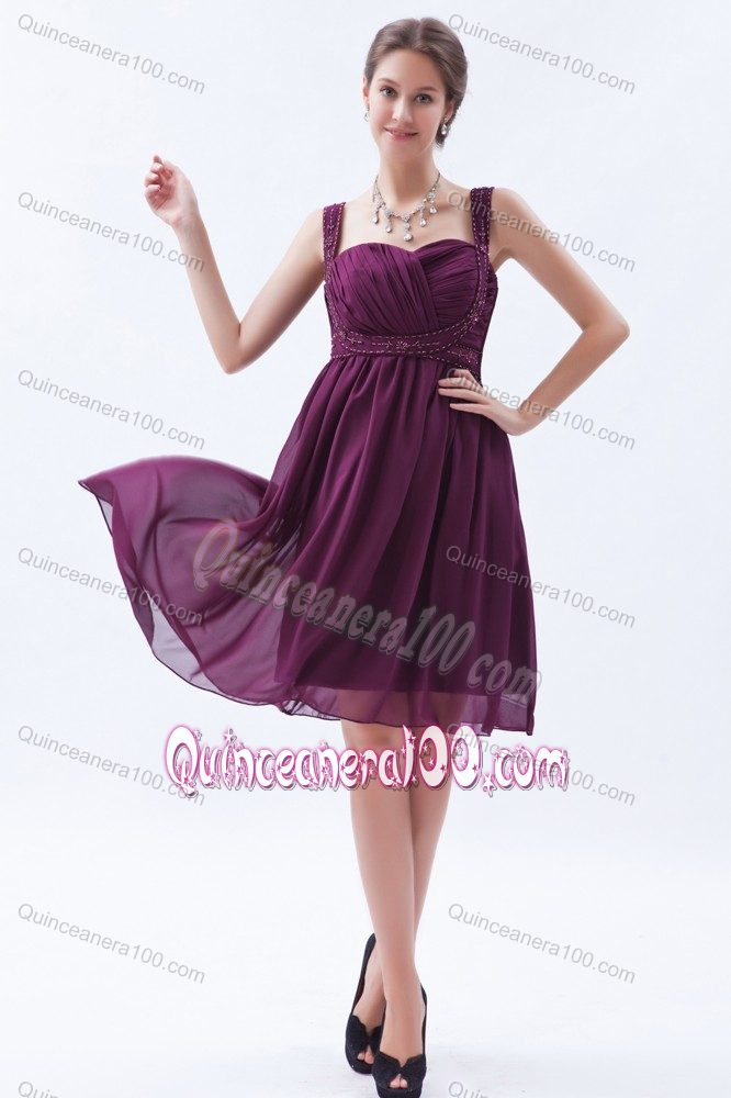 Dark Purple Cocktail Dress - Colorful Dress Images of Archive