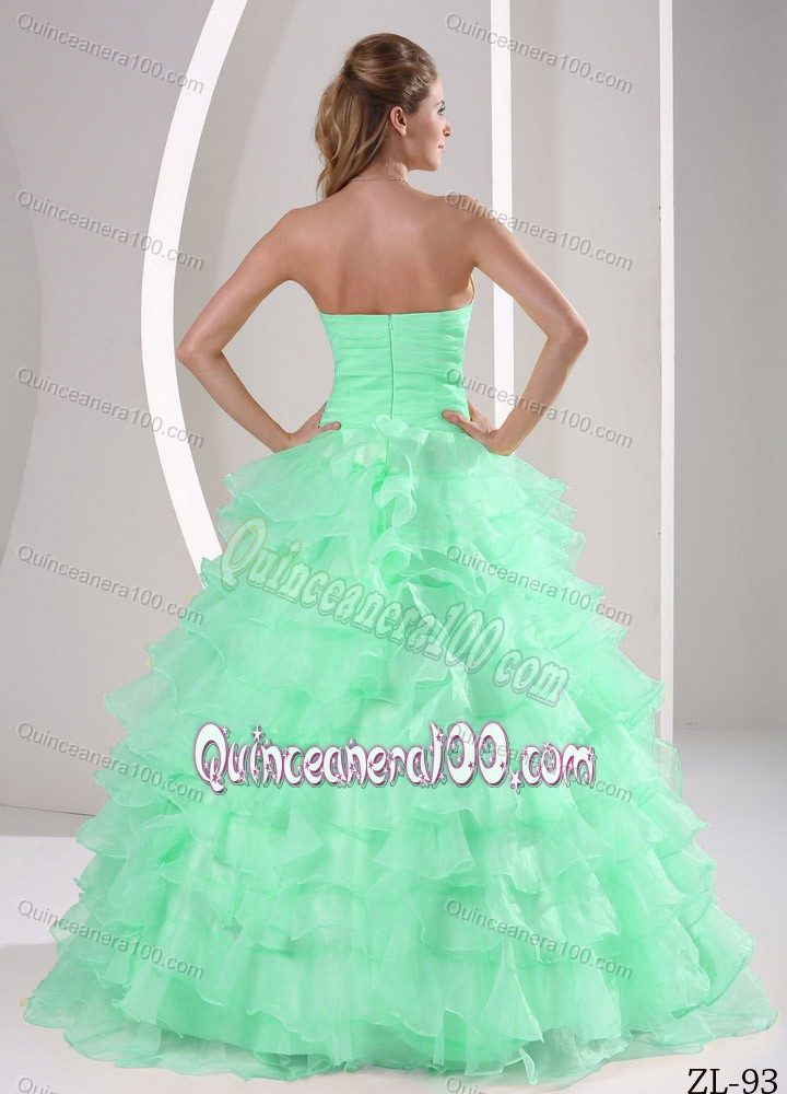 the picture online and the finished dress  this is not an errorPrincess Dresses For Sweet 15