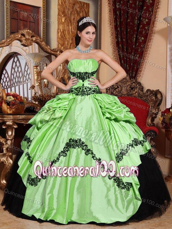 Green Quinceanera Dresses & Gowns - Quinceanera 100