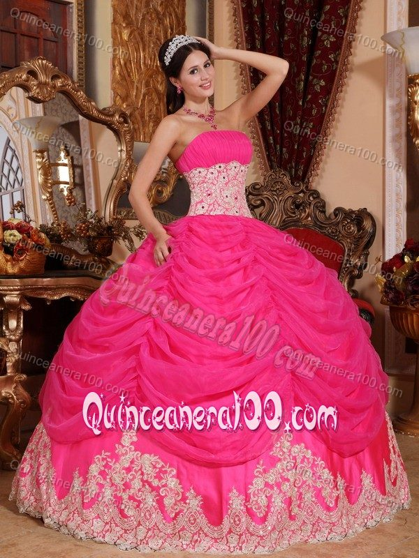 hot pink sweet 16 dresses - Dress Yp