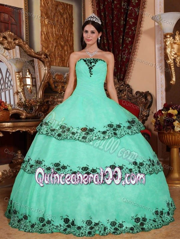 Turquoise Quinceanera Dresses & Gowns - Quinceanera 100