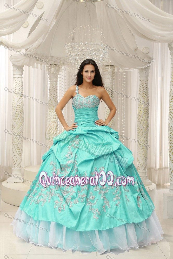 2251d2be117 Aquamarine Sweet 16 Dress – Fashion dresses