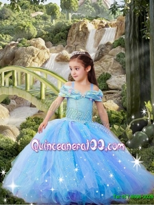 Cinderella Flower Girl Dresses