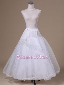 Perfect Organza Ankle-length Petticoat