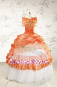 New Style Ball Gown Quinceanera Dresses for 2015