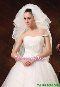 Latest Formal Wedding Veil Hot Selling