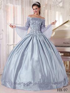 Best Off the shoulder Quinceanera Dresses Summer Elegant