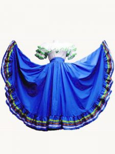 Ball Gowns Quinceanera Dress Royal Blue Off The Shoulder Taffeta Short Sleeves Floor Length Lace Up