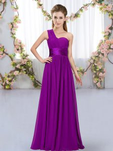 Attractive Sleeveless Belt Lace Up Dama Dress for Quinceanera