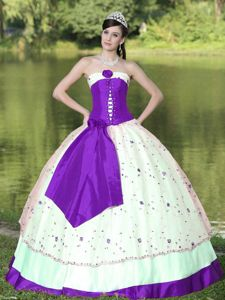 Design Colorful Strapless Quinceanera Dress Colors To Choose