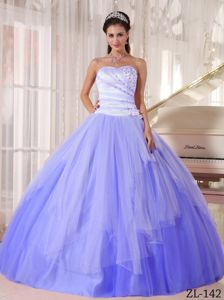 Popular Sweetheart Beaded Ball Gown Dress for Sweet 15
