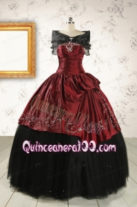 Trendy Sweetheart Quinceanera Dresses for 2015